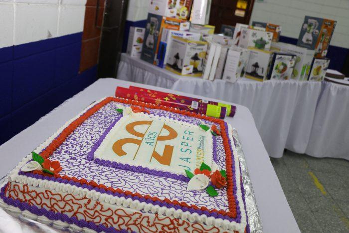 Hanes celebra el 20 aniversario de su planta Jasper Honduras