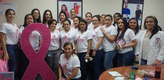 Ceiba Textiles, protagonista en la lucha rosa