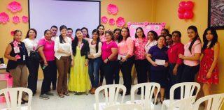 Zip San José hace conciencia sobre la prevención del cáncer de mama