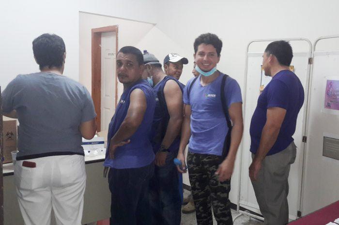 INVEX REALIZA CAMPAÑA DE SALUD PARA SUS COLABORADORES